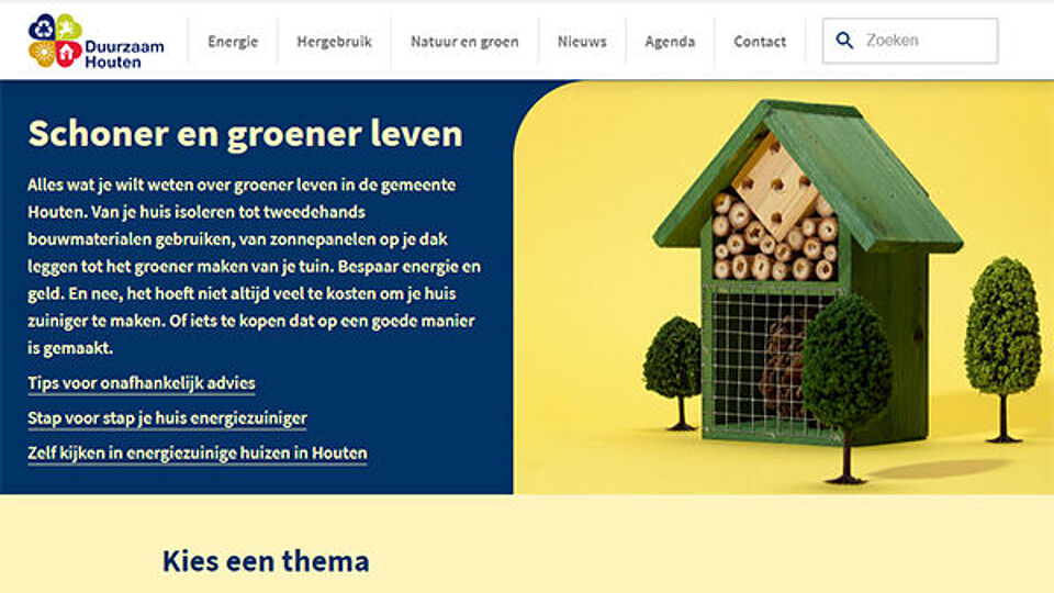 website duurzaam