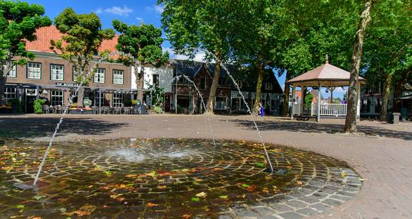 Fontein Oude Dorp